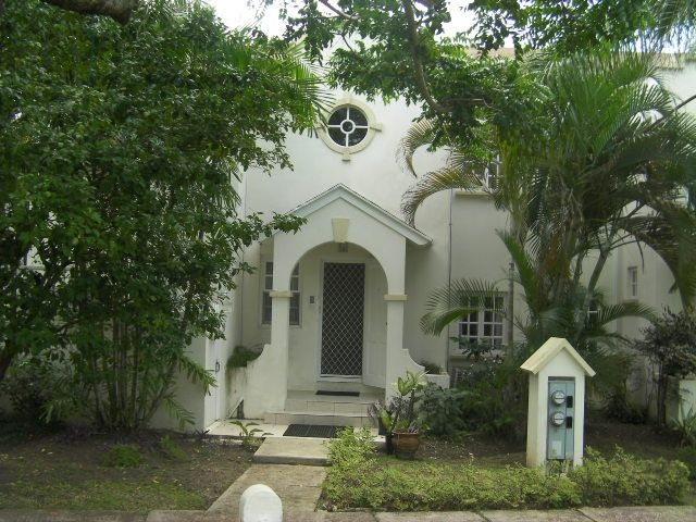 Real Estate - Christ Church - Front View