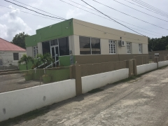 Real Estate - 00 00 Harts Gap, Hastings, Christ Church, Barbados - Front Side V iew