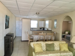 Real Estate - Apt 4 08 Kenridge Park, Fitts Village, Saint James, Barbados - Dining area