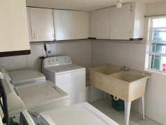 Real Estate - Apt 4 08 Kenridge Park, Fitts Village, Saint James, Barbados - Laundry room