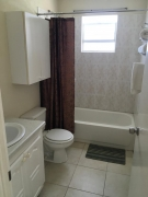 Real Estate - Apt 4 08 Kenridge Park, Fitts Village, Saint James, Barbados - Main bathroom