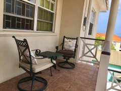 Real Estate - Apt 4 08 Kenridge Park, Fitts Village, Saint James, Barbados - Front patio