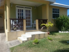 Real Estate - House 01 23 Hanson Heights, Saint George, Barbados - Front view