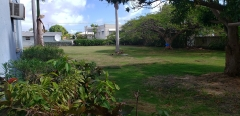 Real Estate - Unit 4 No.22 Blue Waters, Rockley, Christ Church, Barbados - Spacious grounds