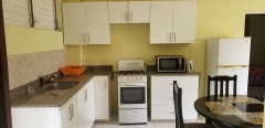 Real Estate - Unit 4 No.22 Blue Waters, Rockley, Christ Church, Barbados - Full Kitchen area